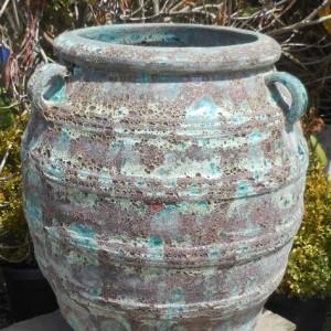 Atlantis Smokey Green Greek Urn-0