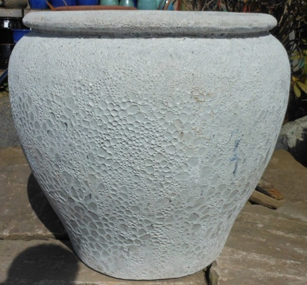 Atlantis White Saigon Pot-0