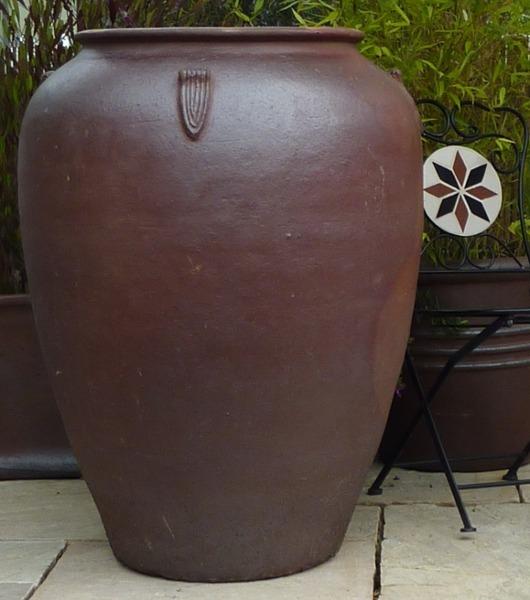 Rustic Giant Monkey Jar-0