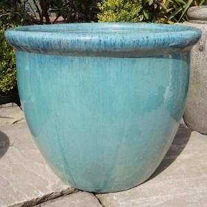 Blue 352 Pot Medium-367