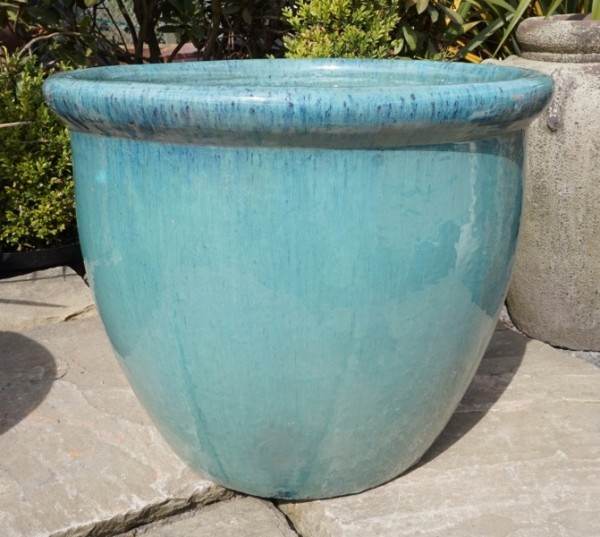 Blue 352 Pot Medium-367