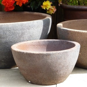Old Stone Hanoi Bowl Medium-130