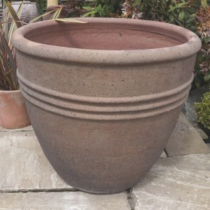 Old Stone Giant 3 Ring Pot Large-378