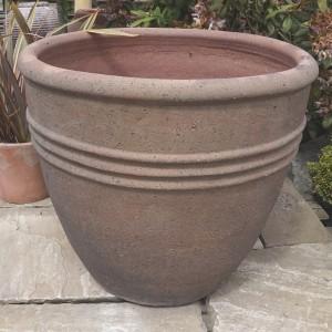 Old Stone Giant 3 Ring Pot Large-378