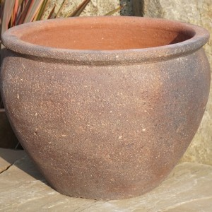 Old Stone Rose Bowl Medium-0
