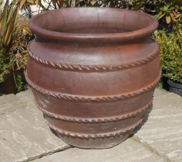 Rustic Belly 4 Ring Medium-0