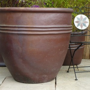Rustic Giant 3 Ring Pot