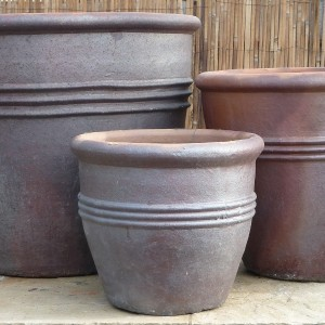 Rustic Giant 3 Ring Pot-25