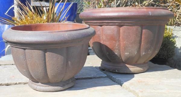 Rustic Giant Pumkin Bowl -565