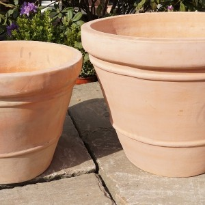 Tuscan Giant 2 Ring Pot Medium-96