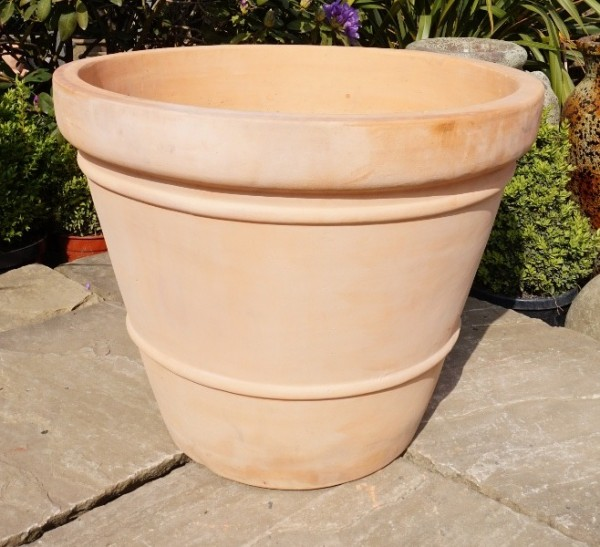 Tuscan Giant 2 Ring Pot Medium-0