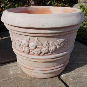 Tuscan Citrus Pot Medium-0