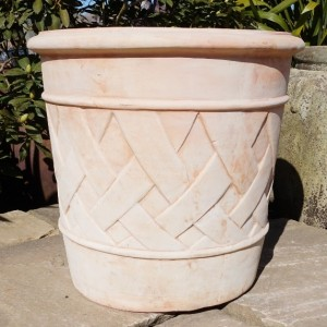 Tuscan Giant Lattice Pot-0