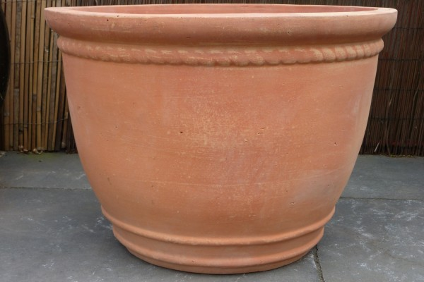 Tuscan Rope Top Pot-0