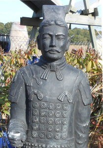 Chinese Terracotta Army Warrior-0