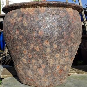 Atlantis Saigon Pot Rust Medium-0