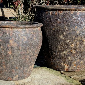 Atlantis Saigon Pot Rust Medium-658
