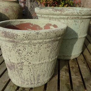 Atlantis Double Rim Planter-711